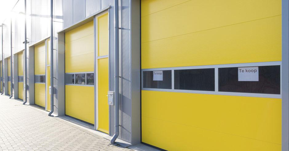 Newport Commercial Garage Door Repair And Overhead Door