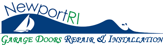 Newport Garage Door Repair Logo